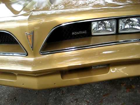 1978 trans am y88 special edition part 3 for sale on ebay