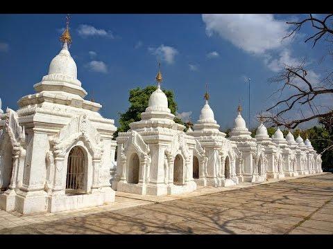 Tập 6 - Pho Đại Tạng Kinh KUTHODAW [HD] - Ánh Đạo Vàng - Ký Sự Phật Giáo Myanmar