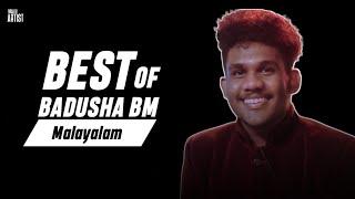 Best of badusha bm | malayalam young singer | badush manjeri
