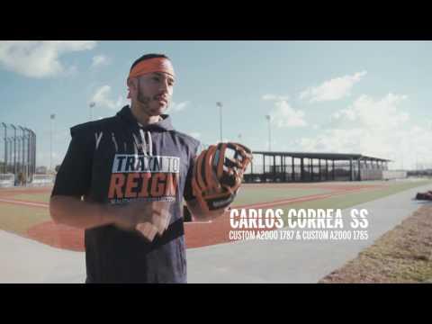 2017 Wilson Glove Day - Houston Astros