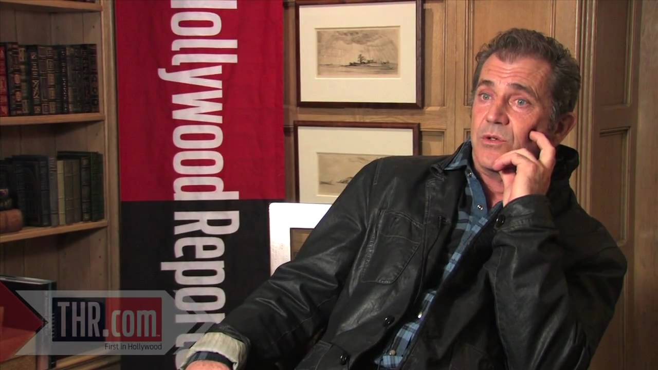 Mel gibson interview asshole utube properties