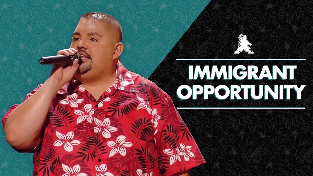Immigrant Opportunity | Gabriel Iglesias