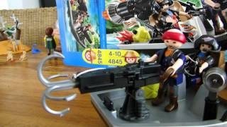 PLAYMOBIL Bateau pirates