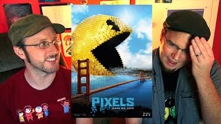Nostalgia Critic Real Thoughts On: Pixels