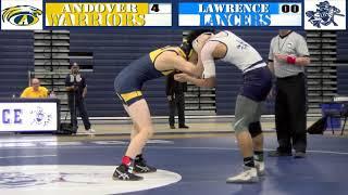 LHS Wrestling vs Andover