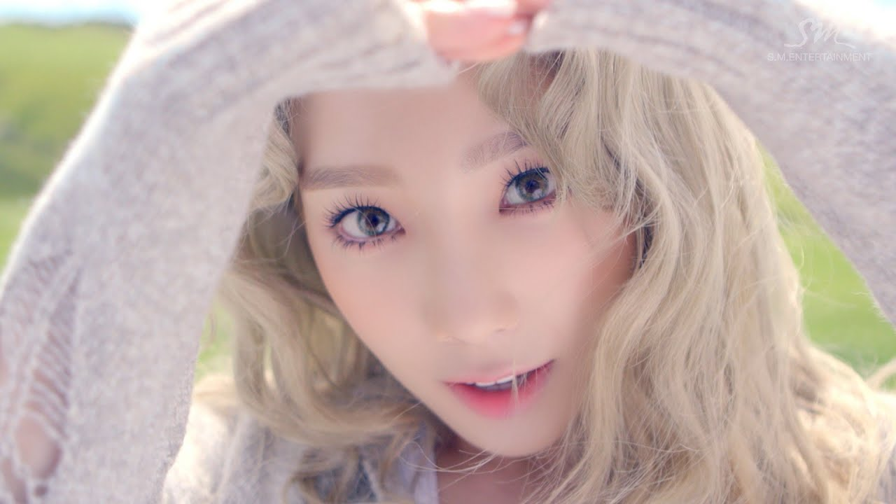 "Taeyeon remakes ""Atlantic princess"" in new MV"