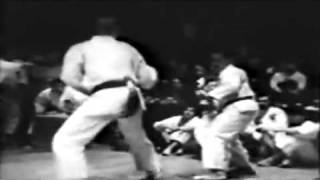Chuck Norris vs. Louis Delgado - West Coast vs. East Coast Team Championship - 1968 #1