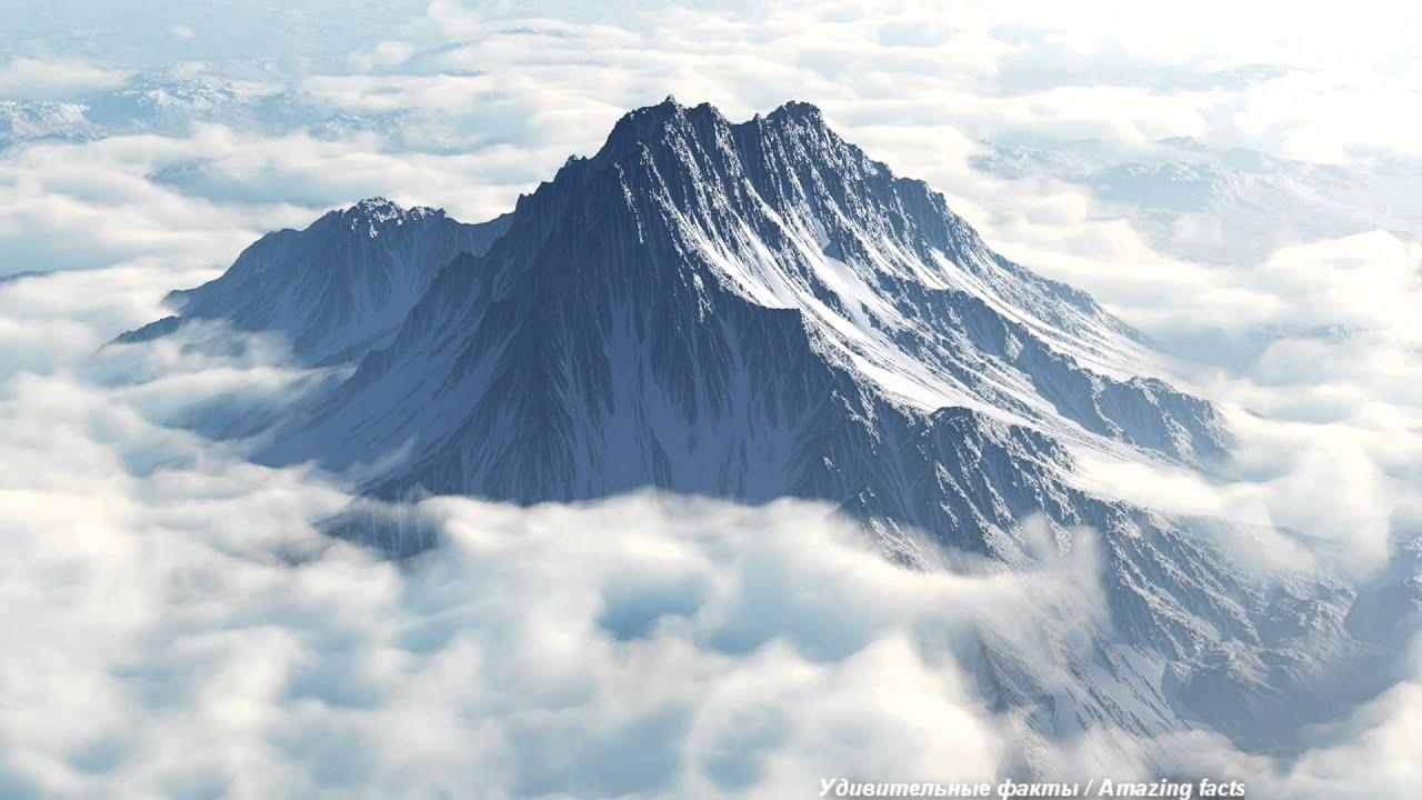 гора еверест фото