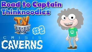 Crisis Caverns [#2] | Poptropica Worlds | Road to Captain Thinknoodles
