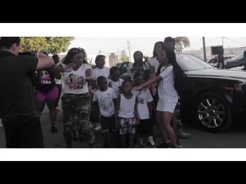 Griselda B- Color Money (Behind The Scenes)Videoshoot