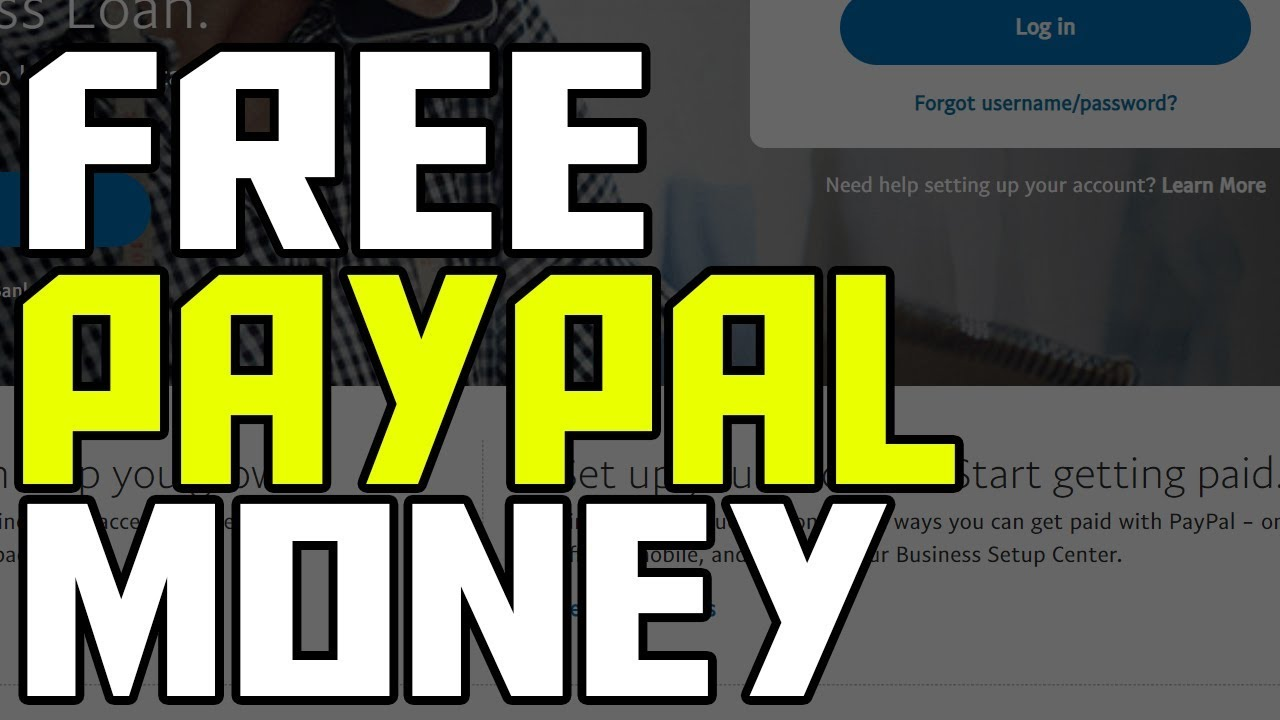 How To Get FREE Money On PayPal in 2019 (Free PayPal Money / Free Gift Card  2019)