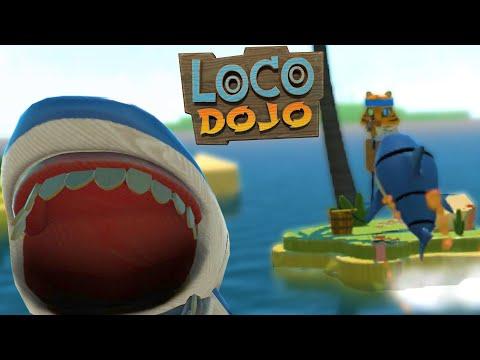 Loco Dojo   Упоротая дуэль   HTC Vive VR   Упоротые игры