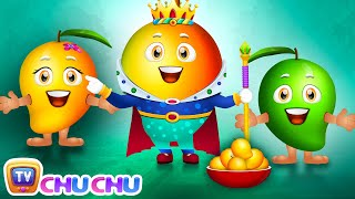 Mango Song (SINGLE) | Learn Fruits for Kids | Educational Songs, Nursery Rhymes for Kids | ChuChu TV