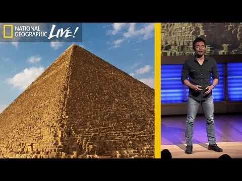 3-D Technology Offers Clues to How Egypt's Pyramids Were Built | Nat Geo Live