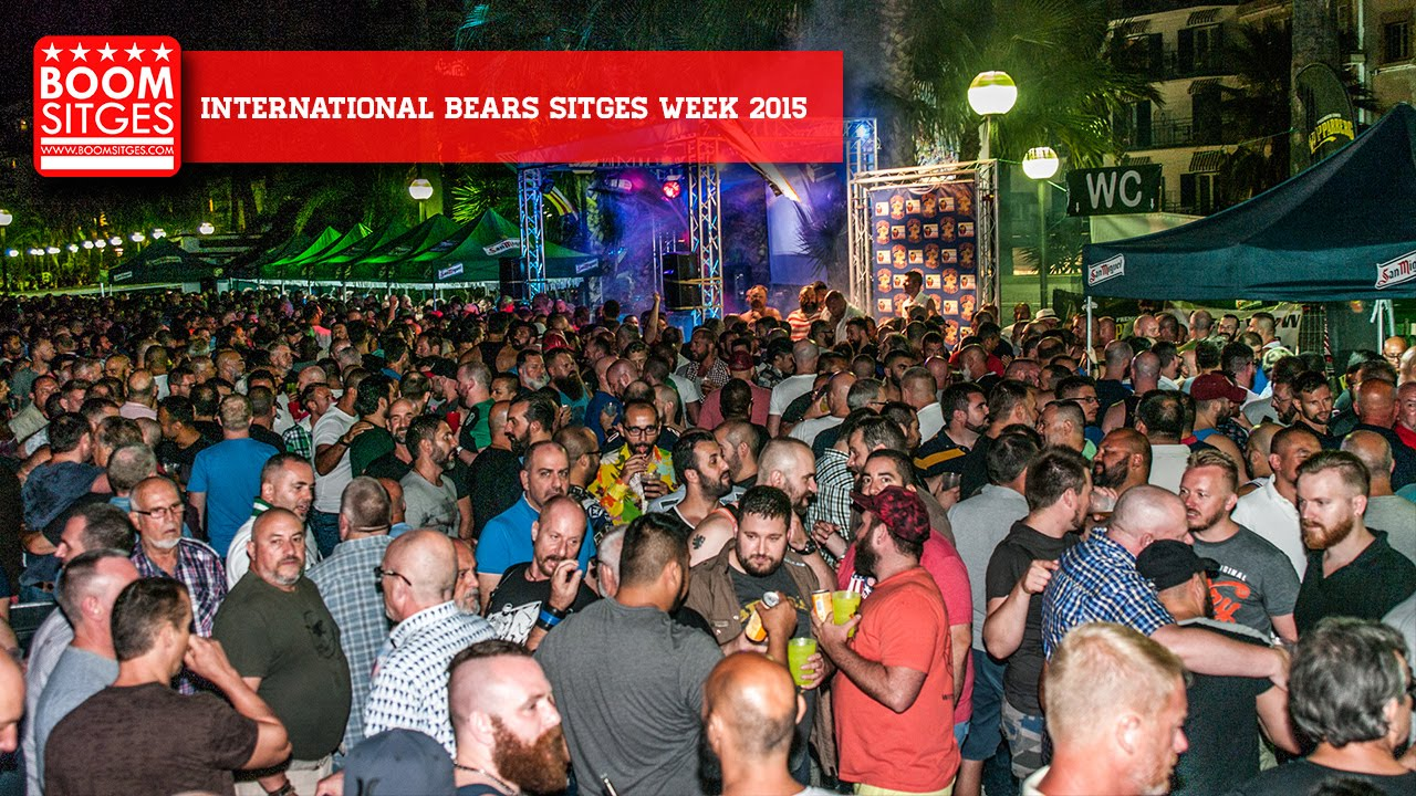 Bear Osos Videos Porno international bears sitges week