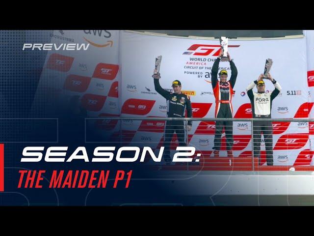 Season 2 Preview: The Maiden P1