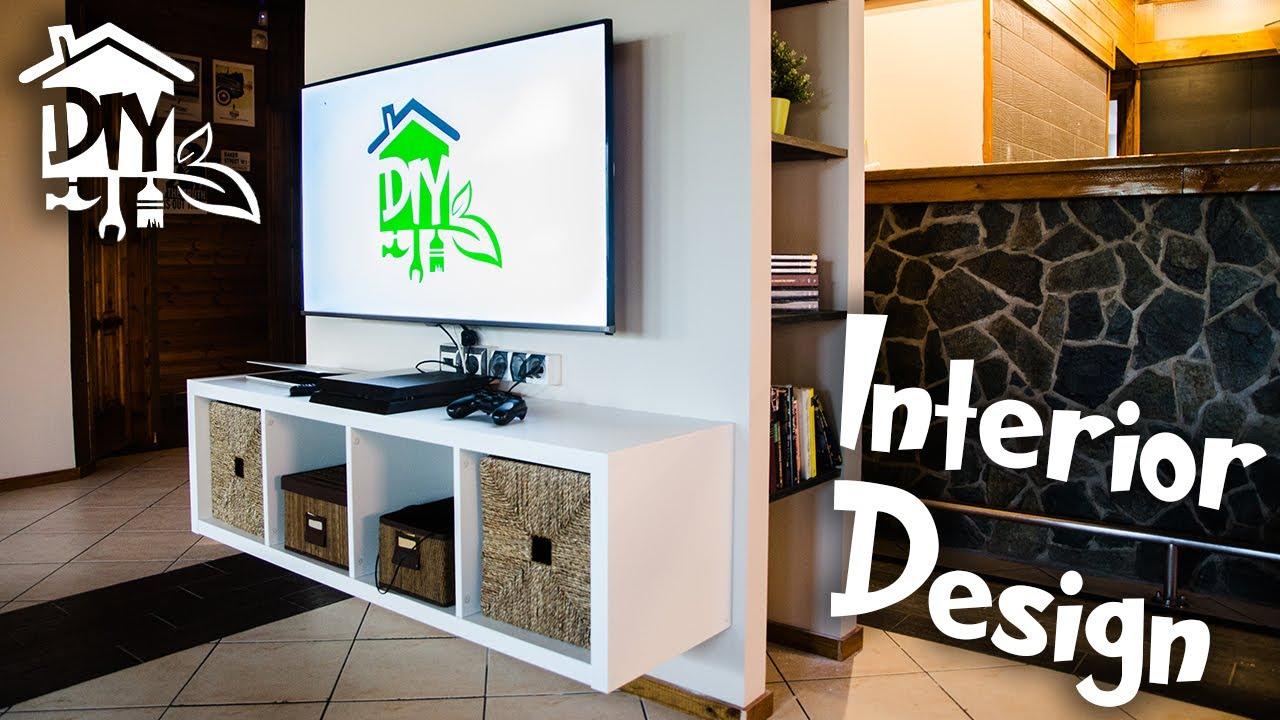 Interior Design Diy Interior Design Gipszkartonba3l Green Cottage Diy Youtube