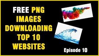 Free PNG Images Downloading Websites | Tamil | Ep10