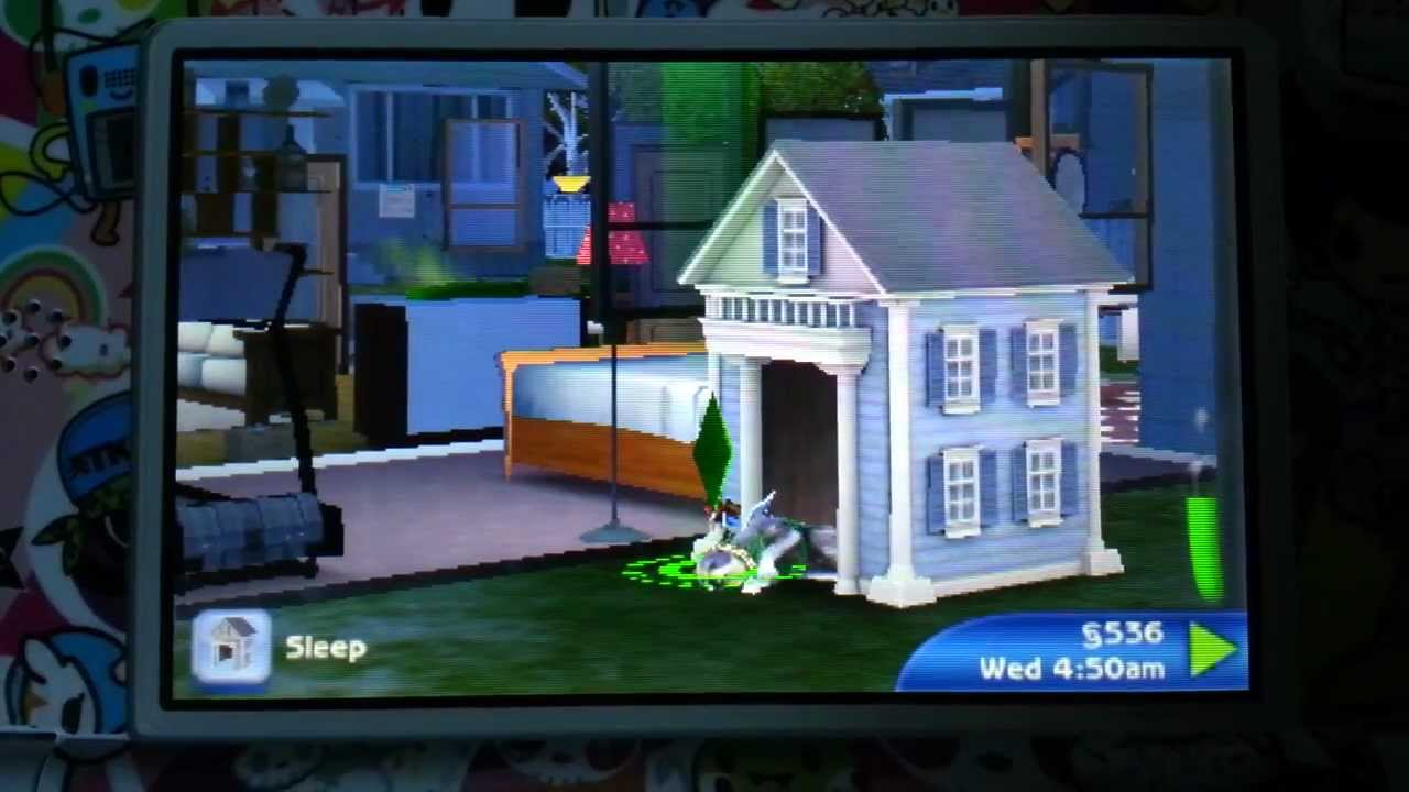 The Sims 3 3DS Cheats - Neoseeker
