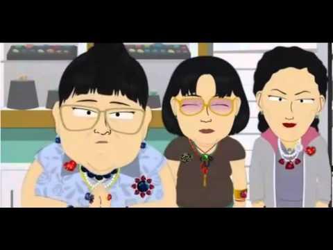 Eric Cartman  you like fu*k asian ladies