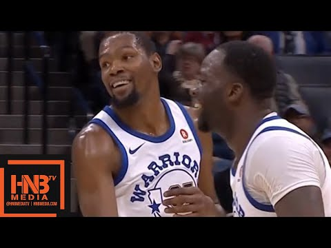 Golden State Warriors vs Sacramento Kings 1st Half Highlights / Feb 2 / 2017-18 NBA Season