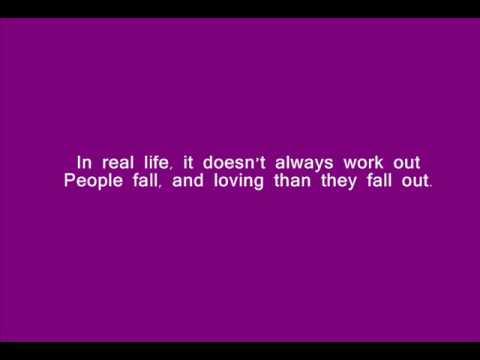 Demi Lovato - In real life [LYRICS ON SCREEN]