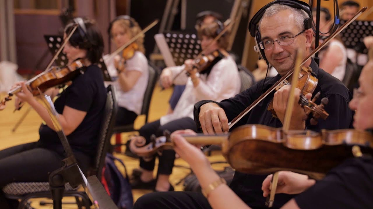 Frederic Bernard  recomended Bow Tie Orchestra- Remote Recording in Moscow
