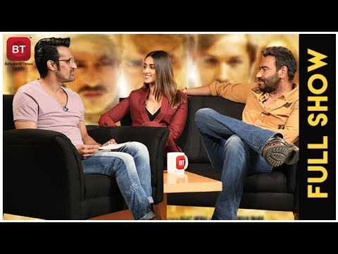 Ajay Devgn & Ileana D'Cruz Most ENGAGING  Interview | Baadshaho Movie | Full Exclusive