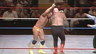 "George ""The Animal"" Steele vs. ""Macho Man"" Randy Savage: Boston Garden, Sept. 6, 1986"