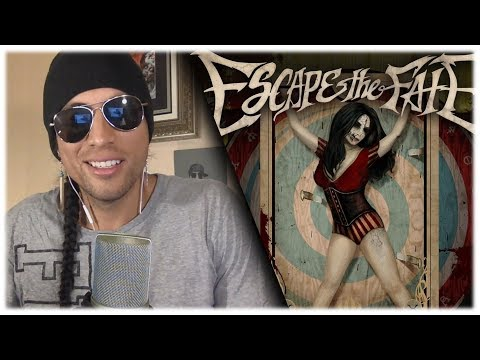 History & Origin of Escape The Fate - Robert Ortiz Interview