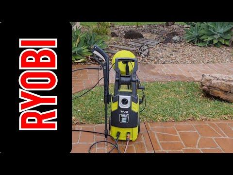 Ryobi 1800W, 2000PSI Pressure Washer Quick Review