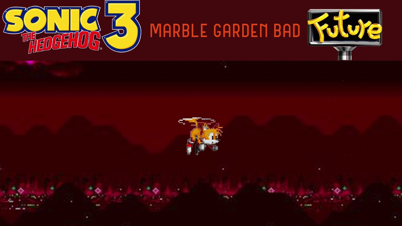 Marble Garden Zone Bad Future Remix Sonic The Hedgehog 3 Youtube