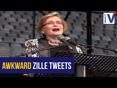 WATCH: Helen Zille's history of Twitter upsets