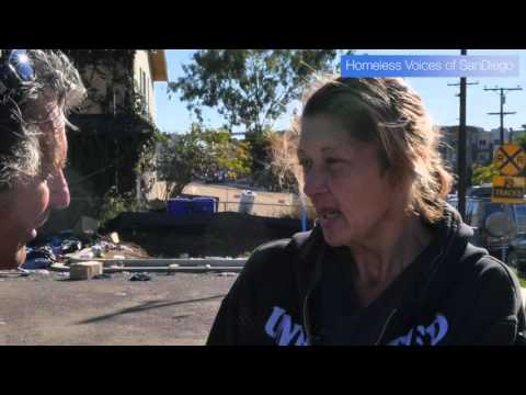 KIM from Detroit;  Homeless in San Diego: Imperial & 17th, 12.29.2015