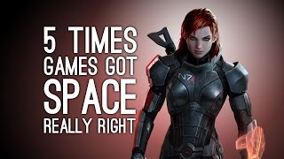 5 Times Games Got Space Really, Really Right