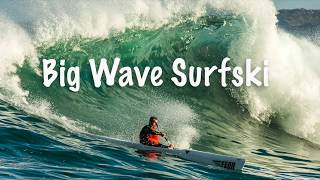 Big Wave Surfski