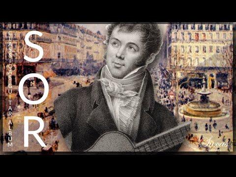 The Best of Fernando Sor - Classical Guitar Compilation