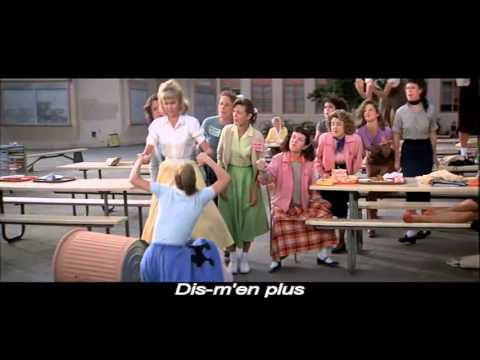GREASE tell me more (sous-titres fr )