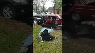 Смертельная авария на улице Илюши Кулика