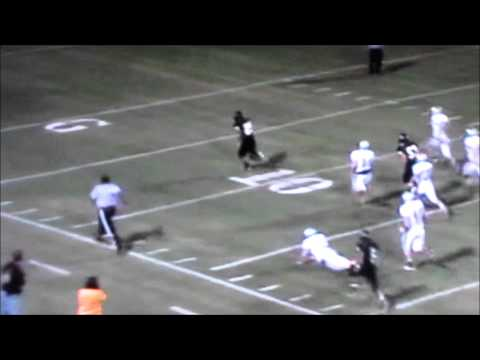Michael Ramos- Top RB in North Carolina-East Davidson High School 2012