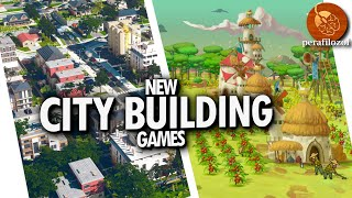 🏰 13 New City building Simulation games in 2021 | Top upcoming PC and console strategy games