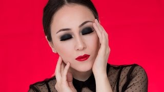 Holiday Glam Make-up | ONE BRAND | L.O.V Cosmetics | *udpp | Hatice Schmidt