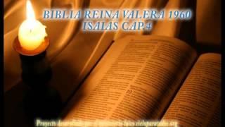 BIBLIA REINA VALERA 1960 ISAIAS CAP 4
