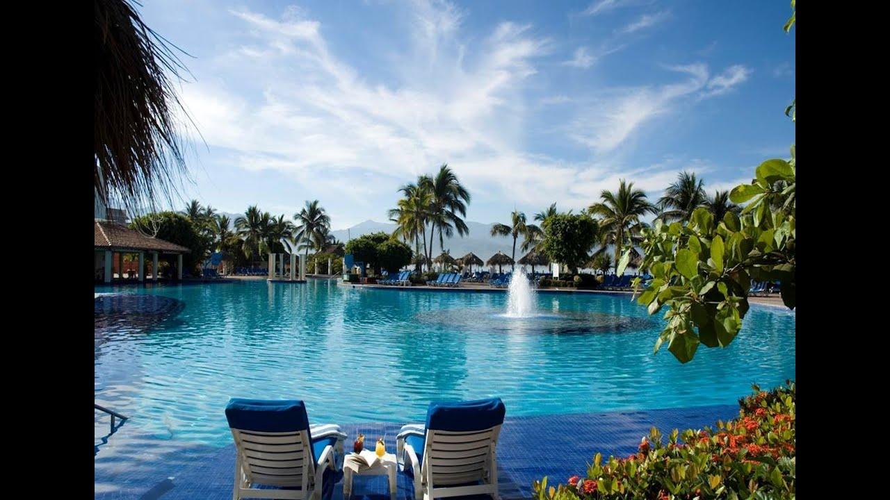 Melia Puerto Vallarta Mexico Travelmovies Youtube