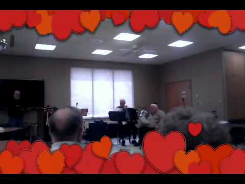 Northeast Wisconsin Accordion Club In Green Bay WI Part 2