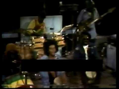 THE WAILERS rastaman chant rehearsal capitol records 1973