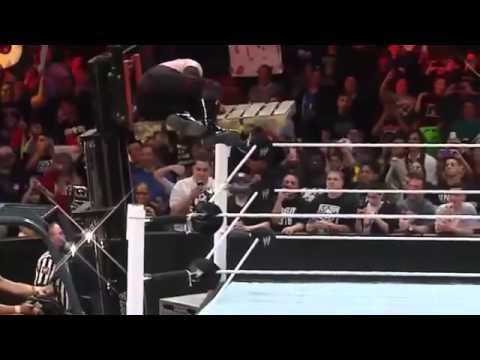Kane vs Daniel Bryan  Extreme  Rules  2014