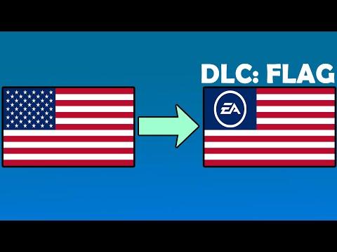 All EA Flag