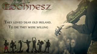 LochNesz - Down by the Glenside OFFICIAL LYRIC VIDEO