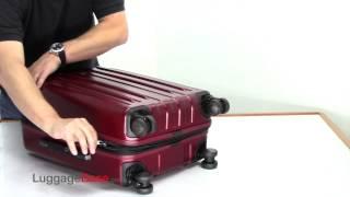 delsey helium titanium carry on review luggagebase com